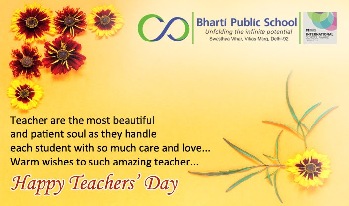 Happy Teachers' Day 2019